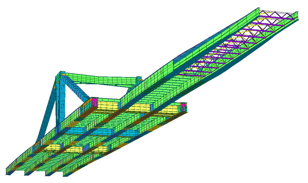 Модель моста